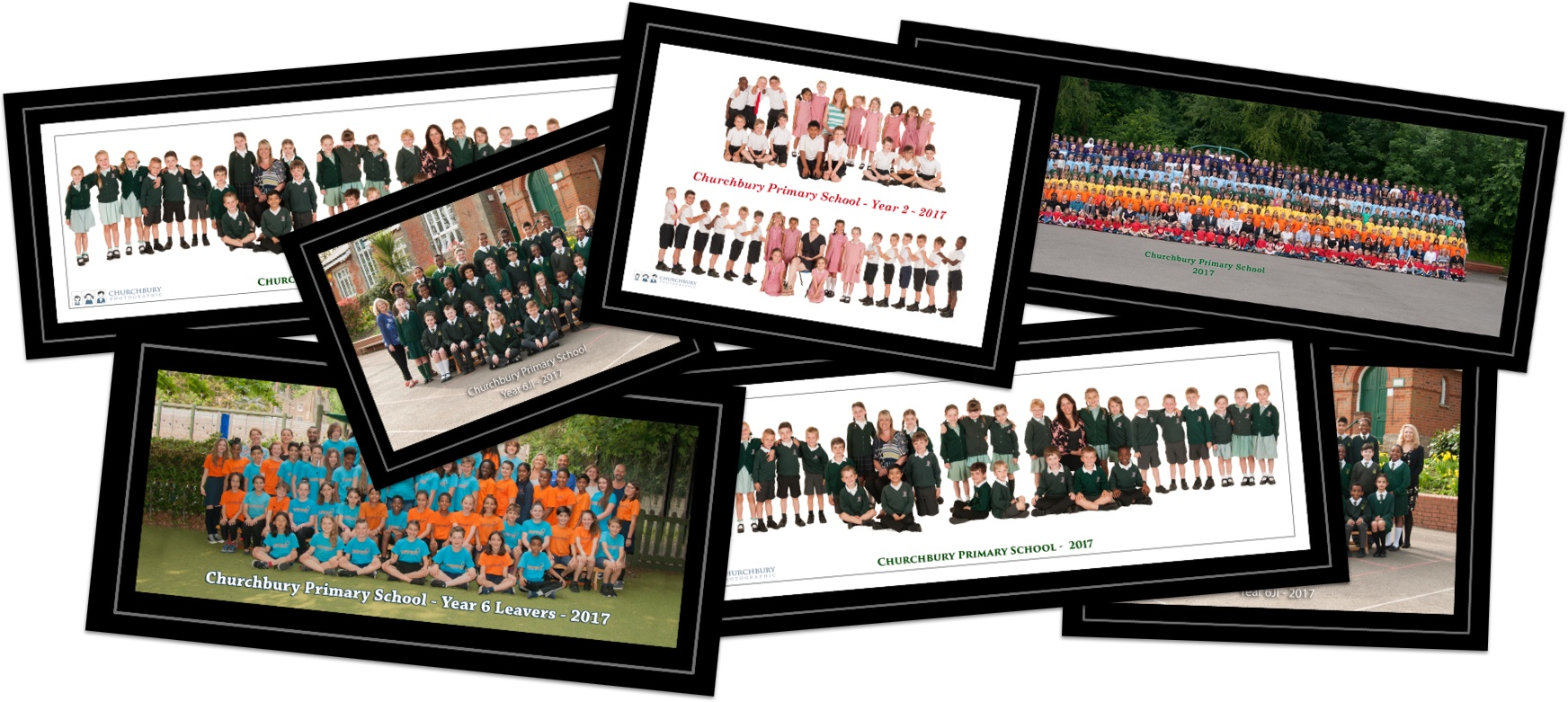 class photographs and group photos