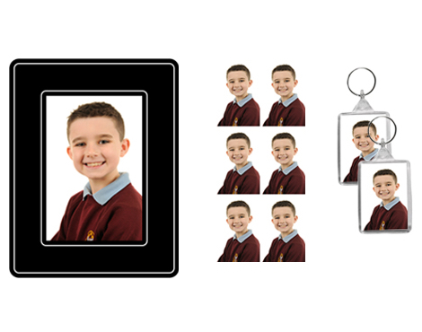 School Photograph - package a