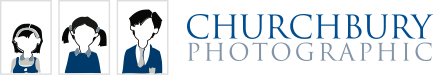 Logo - Churchbury Photographic