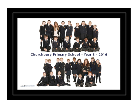 School Photograph - Groups -